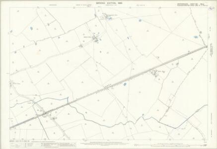 Hertfordshire XVII.13 & 14 (includes: Cheddington; Ivinghoe; Marsworth; Tring Rural; Wing; Wingrave with Rowsham) - 25 Inch Map