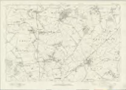 Oxfordshire XXVII - OS Six-Inch Map