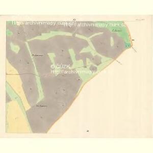 Wrazow (Wracow) - m3464-1-011 - Kaiserpflichtexemplar der Landkarten des stabilen Katasters