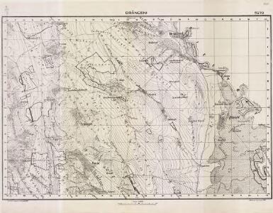 Lambert-Cholesky sheet 5270 (Drănceni)
