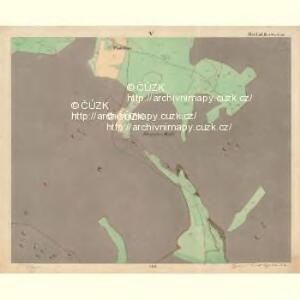 Weichseln - c8980-1-005 - Kaiserpflichtexemplar der Landkarten des stabilen Katasters