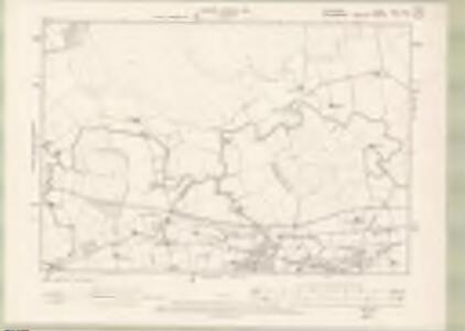 Perth and Clackmannan Sheet CXXXI.SW - OS 6 Inch map