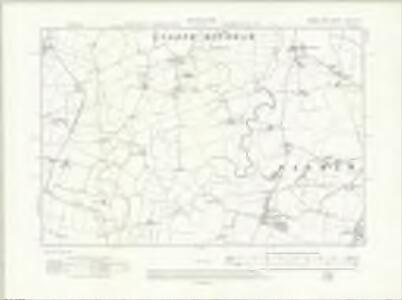 Sussex LXXIII.NE - OS Six-Inch Map