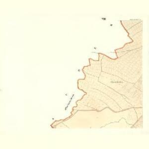 Prerau (Přerow) - m2453-1-003 - Kaiserpflichtexemplar der Landkarten des stabilen Katasters