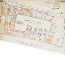 Insurance Plan of Hull (Yorkshire) Vol. II: sheet 38-1