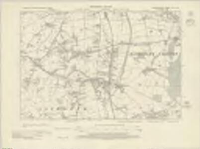 Warwickshire XXV.SW - OS Six-Inch Map