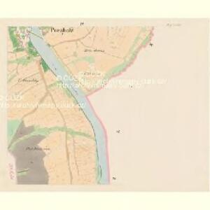 Purgholz - c6284-1-004 - Kaiserpflichtexemplar der Landkarten des stabilen Katasters