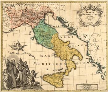 Italia Benedictina