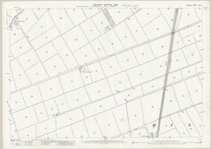Norfolk LXXX.4 (includes: Denver; Fordham; Hilgay) - 25 Inch Map