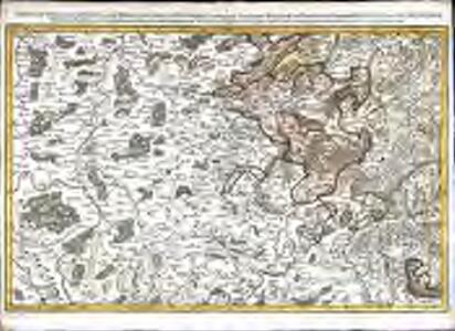Partie du balliage de Vosge ou de Mirecour, dans le duché de Lorraine