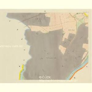 Drustau (Drustow) - c1549-1-002 - Kaiserpflichtexemplar der Landkarten des stabilen Katasters