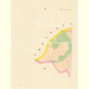 Mitter Zwinzen - c6137-1-001 - Kaiserpflichtexemplar der Landkarten des stabilen Katasters