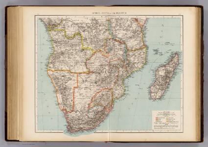 Africa, S. of Equator.