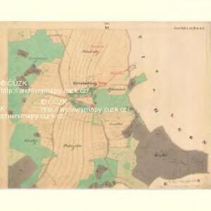 Kirchschlag - c7621-1-012 - Kaiserpflichtexemplar der Landkarten des stabilen Katasters