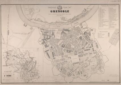 Nouveau Plan De Grenoble