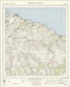 Redcar and Whitby - OS One-Inch Map