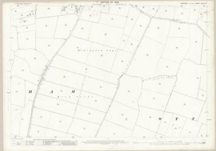 Yorkshire CCXLII.13 (includes: Keyingham; Ottringham) - 25 Inch Map