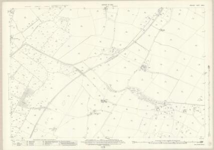 Anglesey XVIII.8 (includes: Llanfihangel Ysgeifiog; Llangefni; Penmynydd) - 25 Inch Map