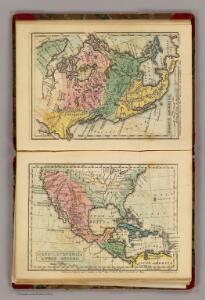 Mexico, Guatemala, W.I., North America.