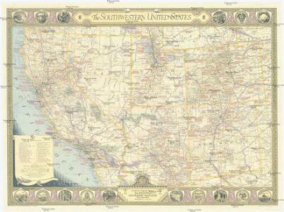The Southwestern United States
