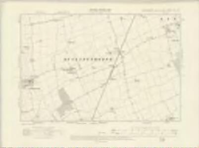 Lincolnshire LIII.NE - OS Six-Inch Map
