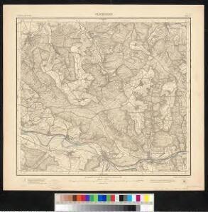 Meßtischblatt [7222] : Plochingen, 1904