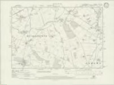 Staffordshire XXII.NE - OS Six-Inch Map