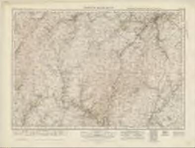 Hawick  & Eskdale (85) - OS One-Inch map