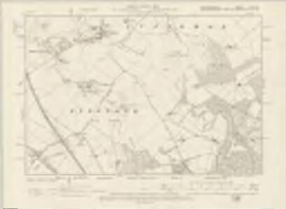 Hertfordshire XXV.NE - OS Six-Inch Map