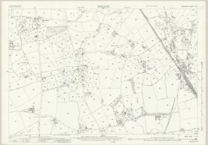 Shropshire XII.6 (includes: Selattyn; Whittington) - 25 Inch Map