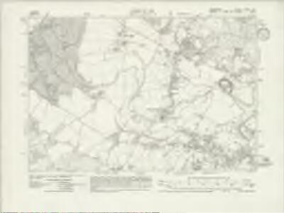 Hampshire & Isle of Wight LXXVII.SE - OS Six-Inch Map
