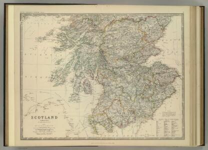 Scotland (southern sheet).