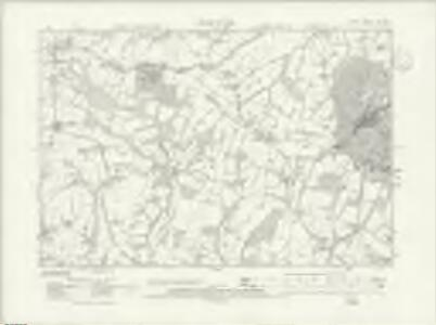 Kent LXX.SE - OS Six-Inch Map