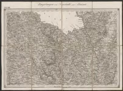 Umgebungen von Neustadtl und Brüsau