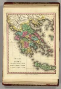 Graecia Antiqua.  (1826)