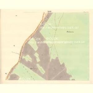 Wrazow (Wracow) - m3464-1-017 - Kaiserpflichtexemplar der Landkarten des stabilen Katasters