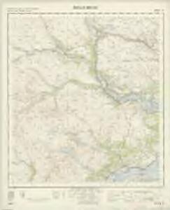 Bonar-Bridge - OS One-Inch Map