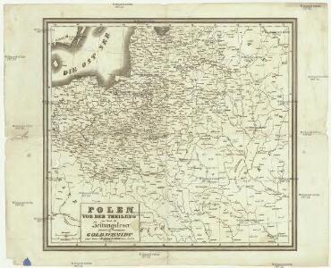 Polen vor der Theilung