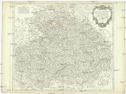 Le royaume de Boheme, le duché de Silesie, et les marquisats de Moravie et Lusace