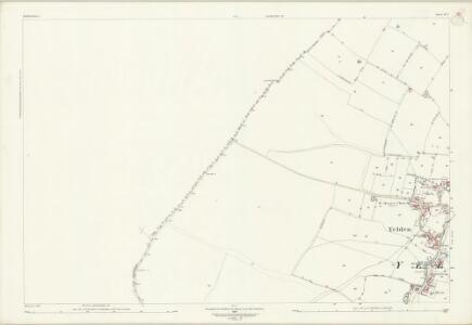 Bedfordshire IV.2 (includes: Chelveston Cum Caldecott; Higham Ferrers; Melchbourne and Yelden; Newton Bromswold) - 25 Inch Map