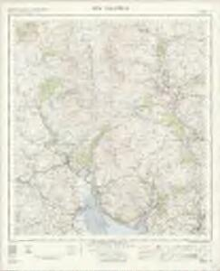 New Galloway - OS One-Inch Map