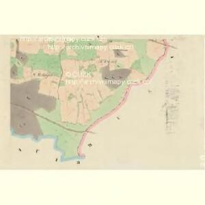 Chumen (Chumena) - c2519-1-004 - Kaiserpflichtexemplar der Landkarten des stabilen Katasters