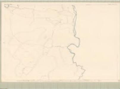 Ayr, Sheet LXVI.12 (Ballantrae) - OS 25 Inch map