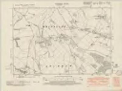 Buckinghamshire XXX.NE - OS Six-Inch Map