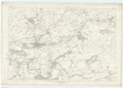 Lanarkshire, Sheet VIII - OS 6 Inch map
