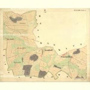 Tweras - c7609-1-004 - Kaiserpflichtexemplar der Landkarten des stabilen Katasters