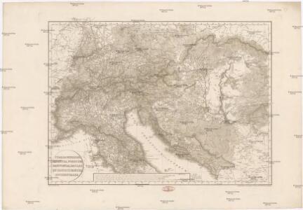 Italia superior, Rhaetia, Noricum, Pannonia, Daciae et Illyrici partes occidentales