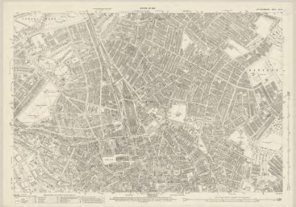 Nottinghamshire XLII.2 (includes: Nottingham) - 25 Inch Map