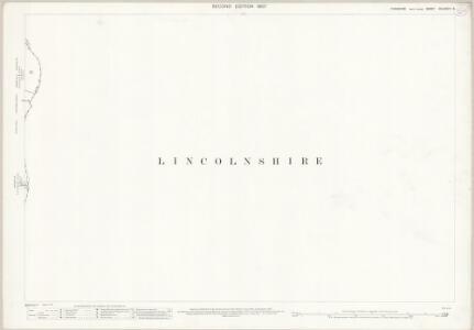 Yorkshire CCLXXVIII.8 (includes: Belton; Epworth; Hatfield) - 25 Inch Map