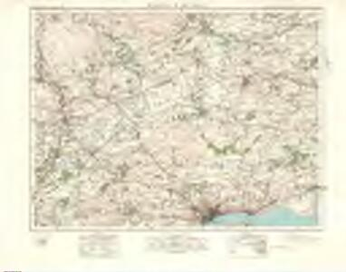 Forfar  & Dundee (57) - OS One-Inch map